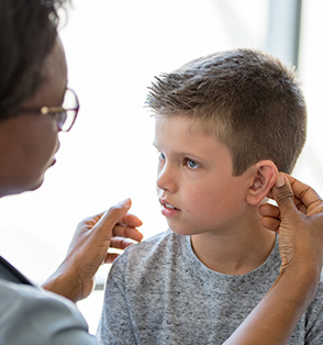 Hearing Loss in Children, Beamsville, Grimsby, Niagara